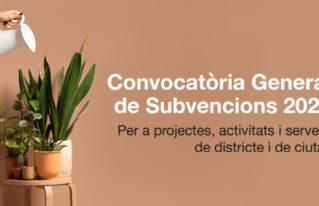 ajuntament barcelona subvencions